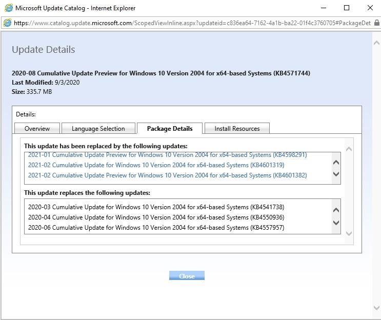 Figure 2 - How to Fix the Windows Virtual Desktop Black Screen
