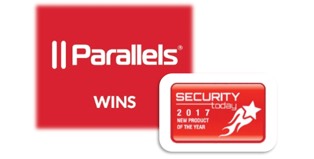 Parallels Remote Application Server (RAS) 又双叒叕获奖了!