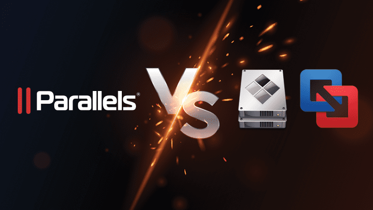 为什么开发人员选择 Parallels Desktop 而不是 VMWare Fusion 和 Boot Camp