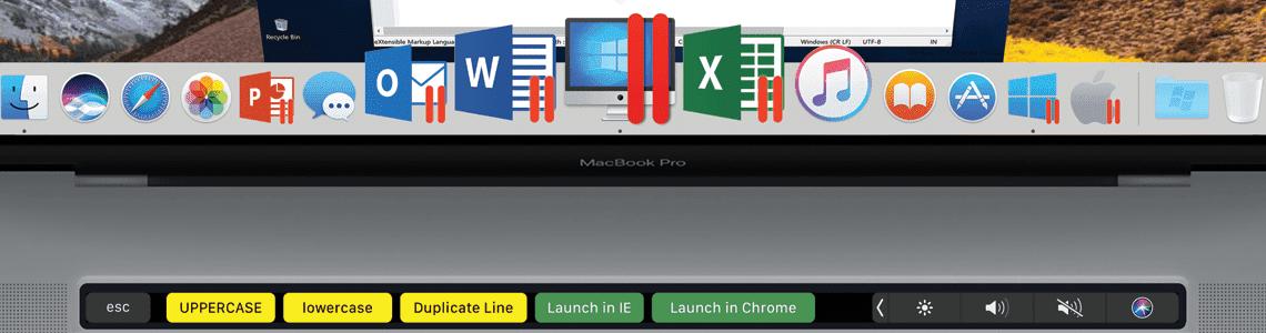 教程|用Windows应用轻松创建自定义触控条(Touch Bar)