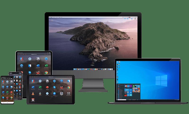 捆绑包软件2: Parallels Access