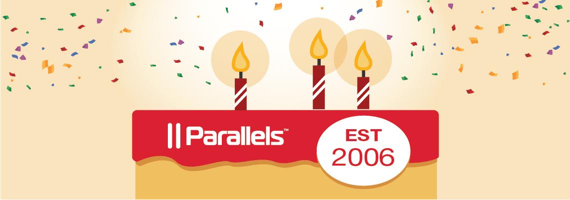 Parallels Desktop for Mac 周年庆,尽享七五折优惠