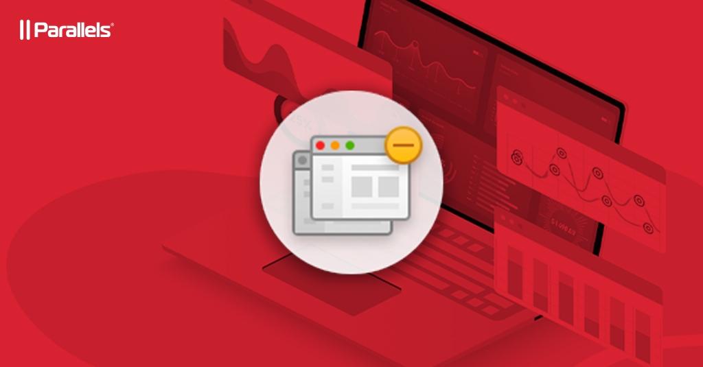 """通过 Parallels Toolbox """"显示桌面""""一键隐藏窗口和显示桌面"""