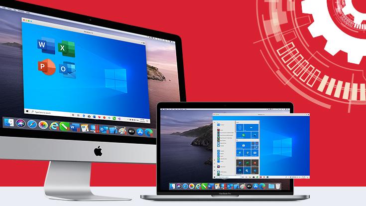 关于 macOS Big Sur(及更高版本)上的 Parallels Desktop 系统扩展