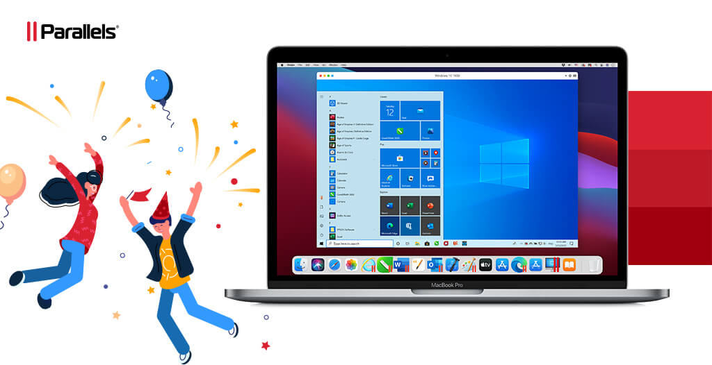 最新发布! Parallels Desktop 17 for Mac
