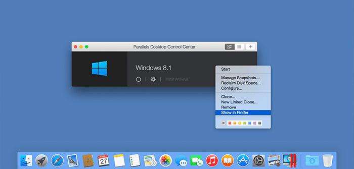 Parallels Mac Benutzer 7