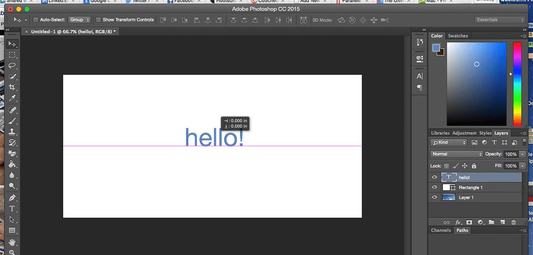 Alle wichtigen Adobe Creative Cloud Kurzbefehle