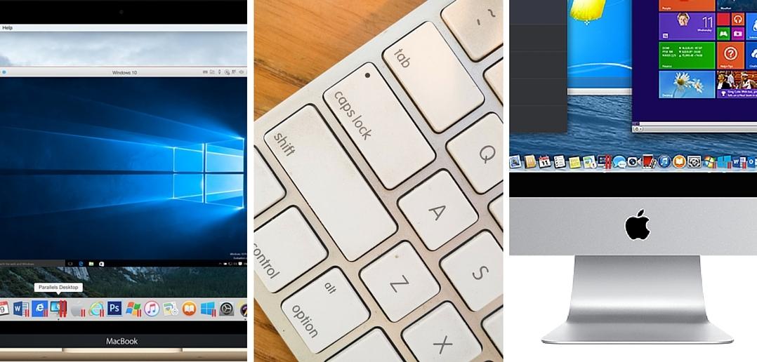 Vier gute Gründe für Windows auf einem Apple-Rechner