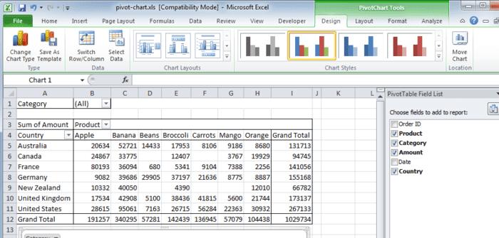 Unterschiede zwischen Excel für Mac und Excel für Windows
