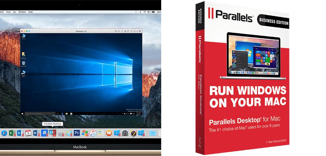 Wann man zur Business-Variante von Parallels Desktop für Mac greifen sollte