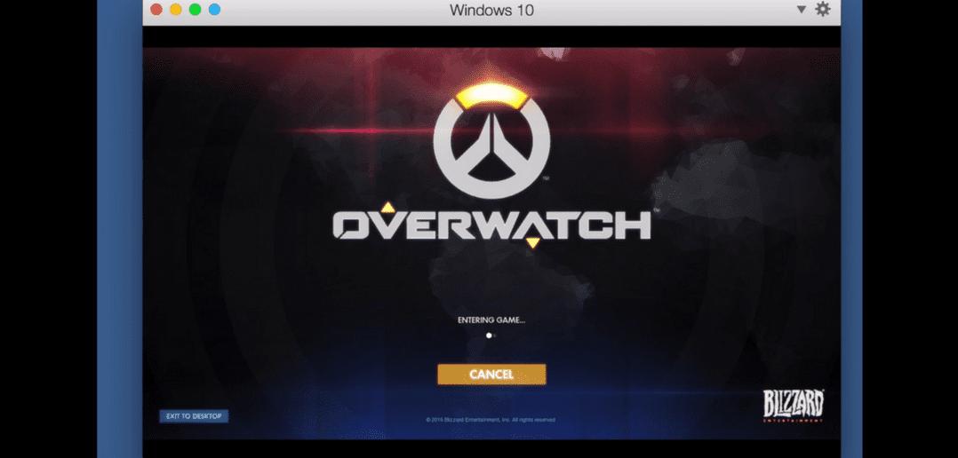 Overwatch auf dem Mac spielen!