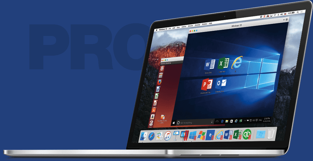 Neue Features in Parallels Desktop für Mac Pro Edition!