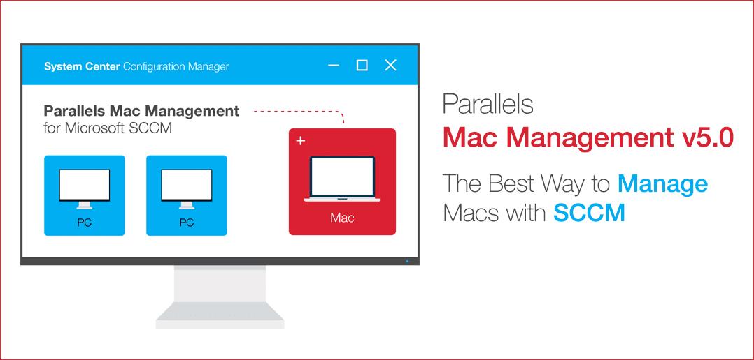 Parallels Mac Management 5.0 für Microsoft SCCM mit Apple DEP Unterstützung jetzt verfügbar!