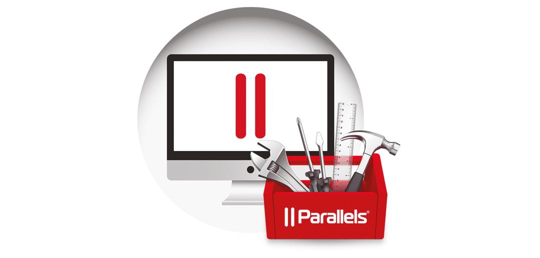 Verschiedene Parallels Tools jetzt einzeln verfügbar
