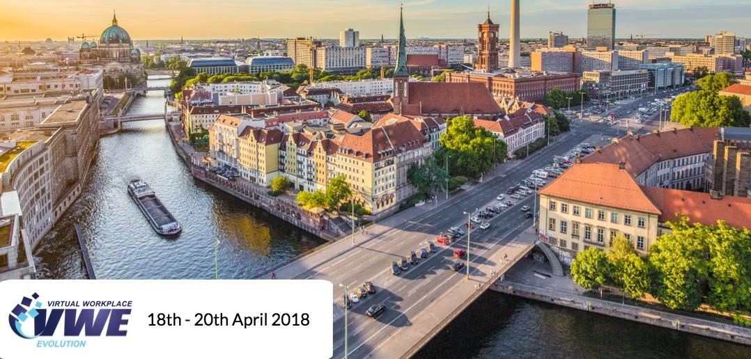 Der Area Director für Zentraleuropa von Parallels spricht auf der VWE 2018