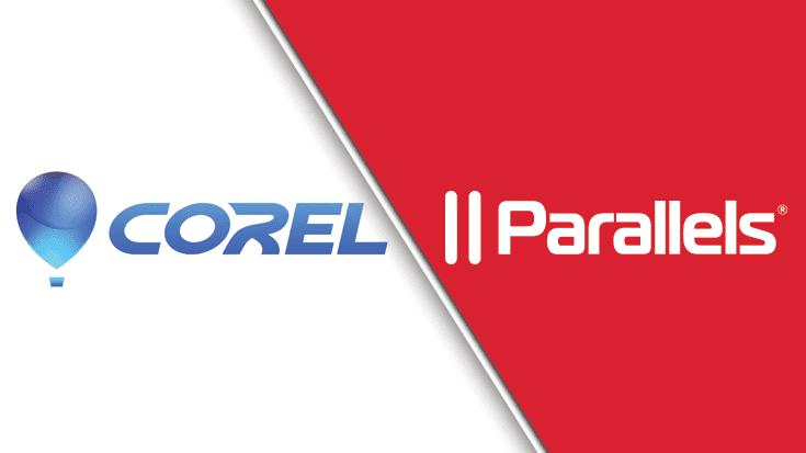 Parallels wird Teil der Corel-Familie!
