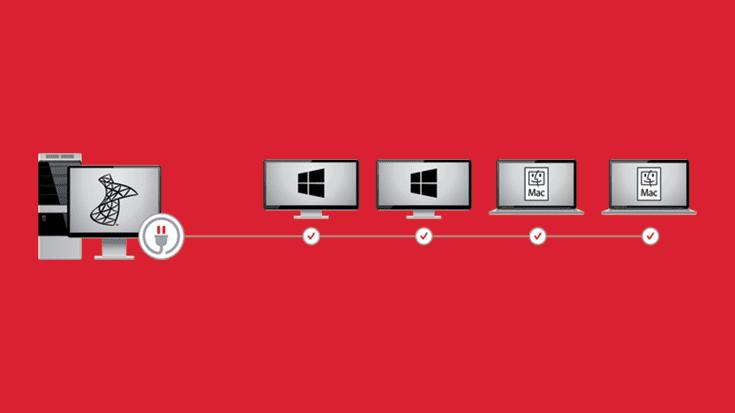 Parallels Mac Management in Bild und Ton