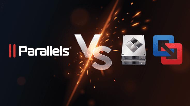 Warum sich Entwickler für Parallels Desktop und nicht für VMware Fusion oder Boot Camp entscheiden?