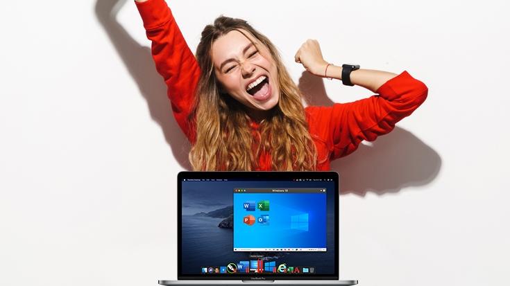 Jetzt neu! Parallels Desktop 15 für Mac