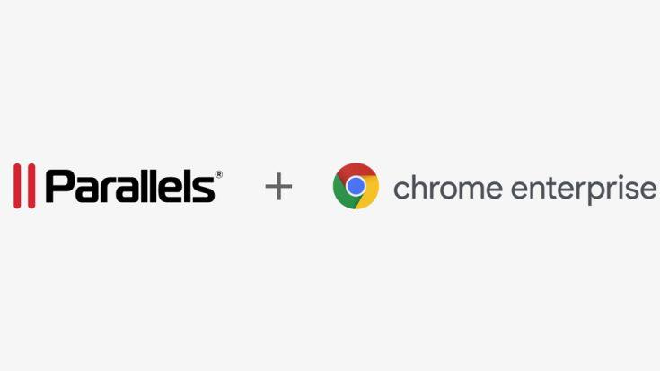 Parallels und Google bringen Unterstützung für Windows-Anwendungen zu Chrome Enterprise