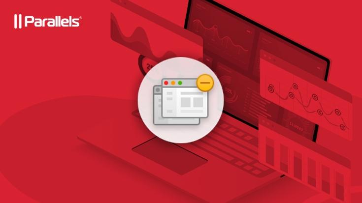 """Mit """"Desktop anzeigen"""" aus Parallels Toolbox mit nur einem Klick Fenster ausblenden und deinen Desktop anzeigen"""
