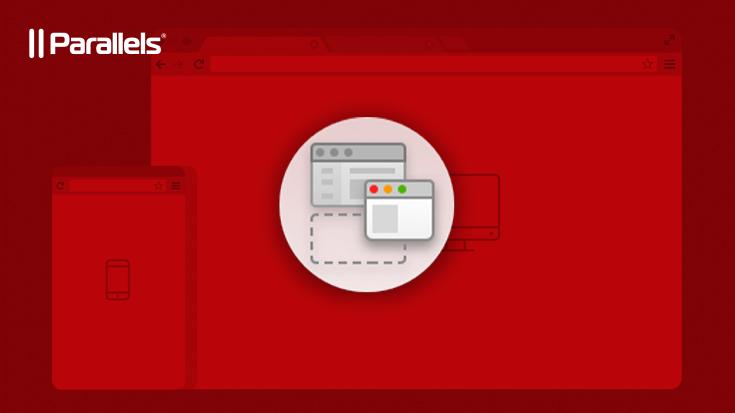 """macOS-Anwendungen mit """"Fensterverwaltung"""" von Parallels Toolbox anordnen und verwalten"""