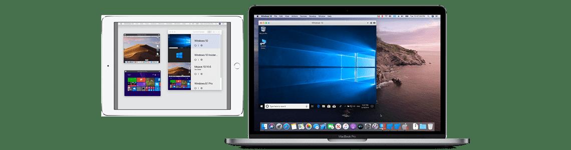 Parallels Desktop mit Sidecar nutzen: Windows auf dem iPad