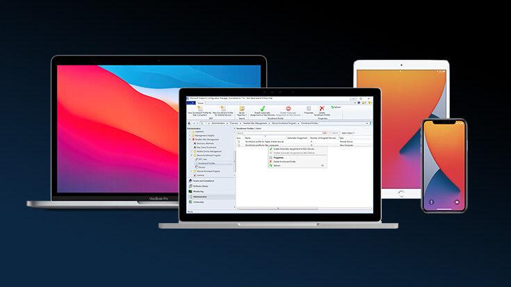 Neue Funktionen in Parallels Device Management9