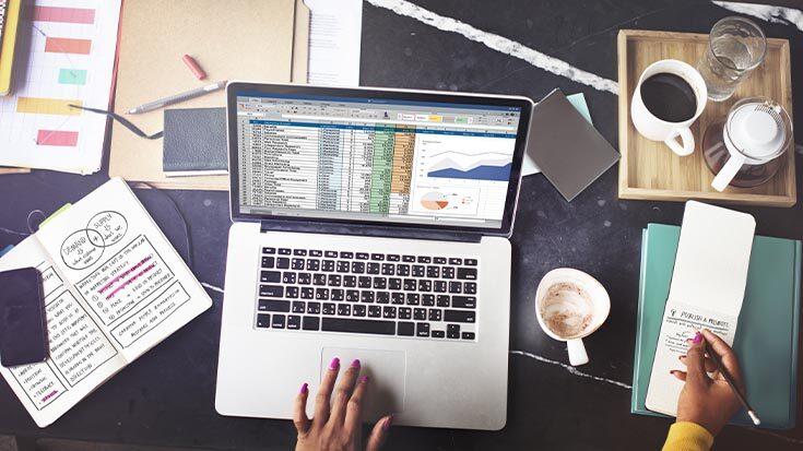 Excel auf Chromebooks nutzen – mit Parallels Desktop für Chromebook Enterprise