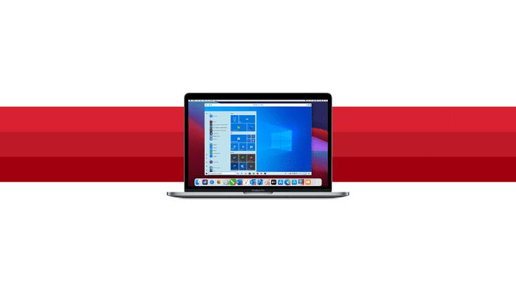 Gerade veröffentlicht! Parallels Desktop 17 für Mac