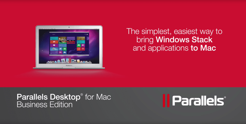 Parallels Desktop for Mac Business Edition