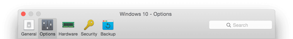 Run Windows 10 on Mac