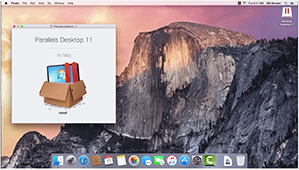 How to install Parallels Desktop 11 for Mac