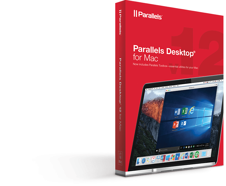 Windows for Mac: Parallels Desktop