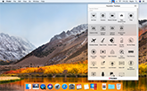 Mac screenshot page APP for OS X