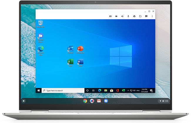 install windows on chromebook