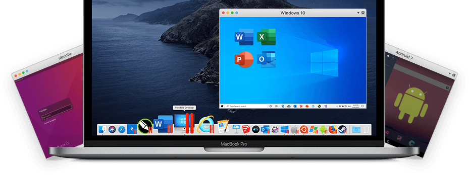 Parallels: Mac & Windows Virtualization, Remote Application