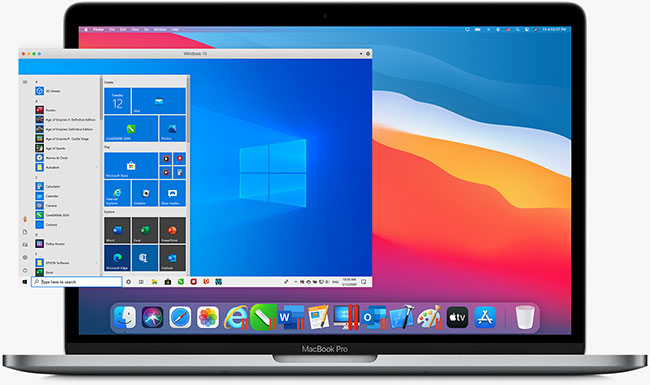 Parallels Desktop for Mac
