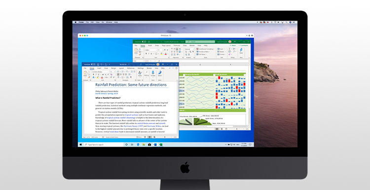 Parallels Desktop Business Edition