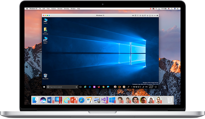 How to Run Windows on Mac – Parallels Desktop Overview