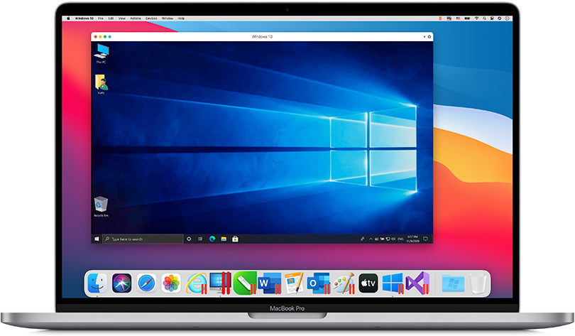 Parallels Desktop for students – Run Windows on Mac without rebooting