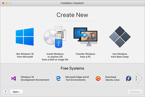 Run Windows 10 on Mac without rebooting