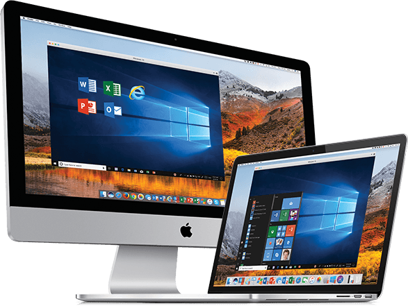 PD14 Virtual Machine - Run Windows apps on Mac without rebooting