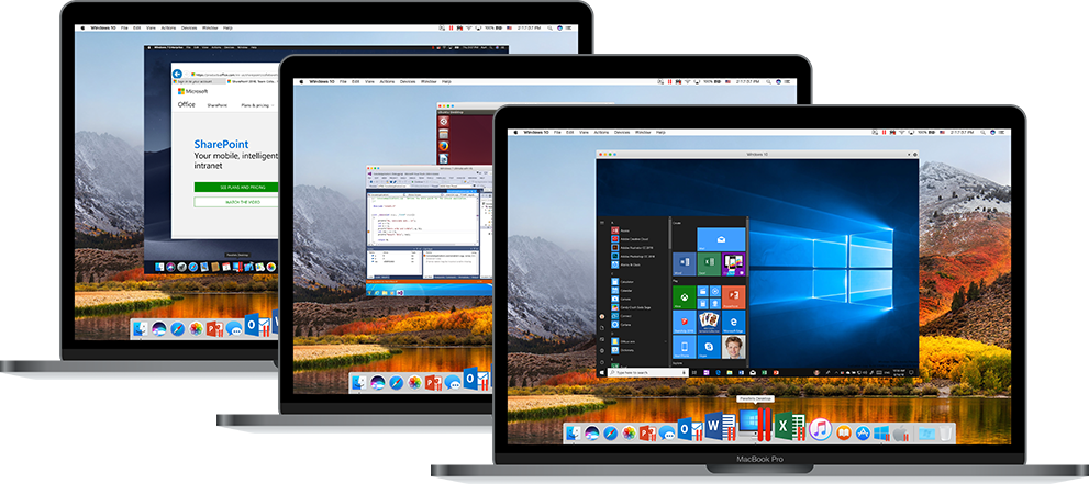 Run Windows on Your Mac with Parallel Desktop