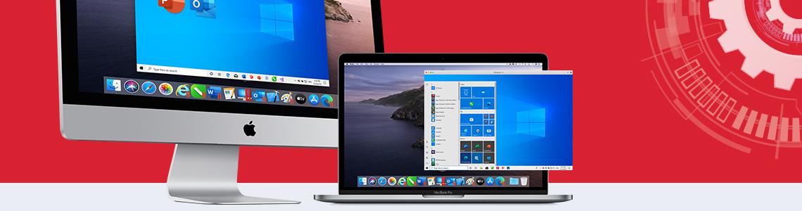 Parallels Desktop 16 テックギャランティー
