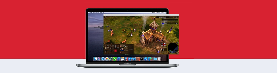 Parallels Desktop を使用して新しい Age of Empires III DE を Mac でプレイする方法
