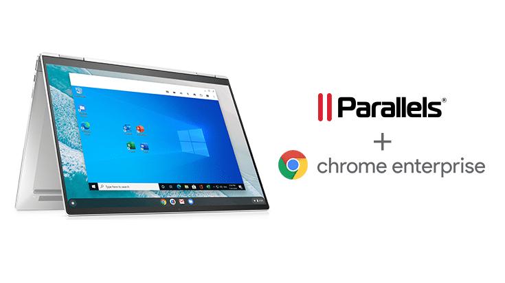 Parallels® Desktop for Chromebook Enterprise を本日リリース
