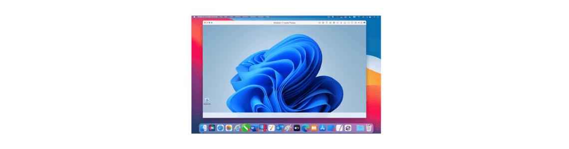 Parallels Desktop 17 で Windows 11 の仮想マシンを作成