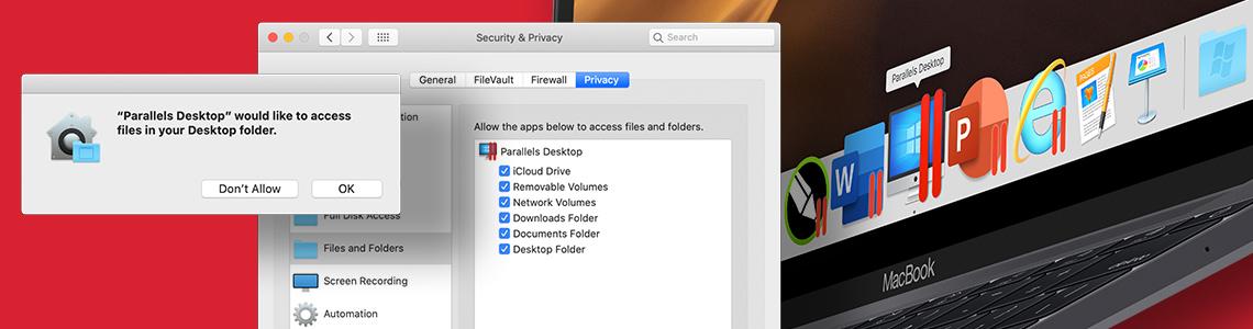 패러렐즈 데스크톱이 데스크톱, 문서, 다운로드, 아이클라우드에 액세스 가능해야 하는 이유는 무엇일까요?