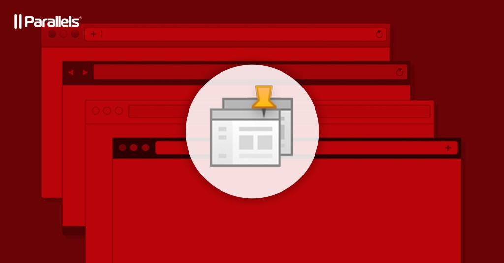 패러렐즈 툴박스로 윈도우10에서 창을 항상 위에 고정하기